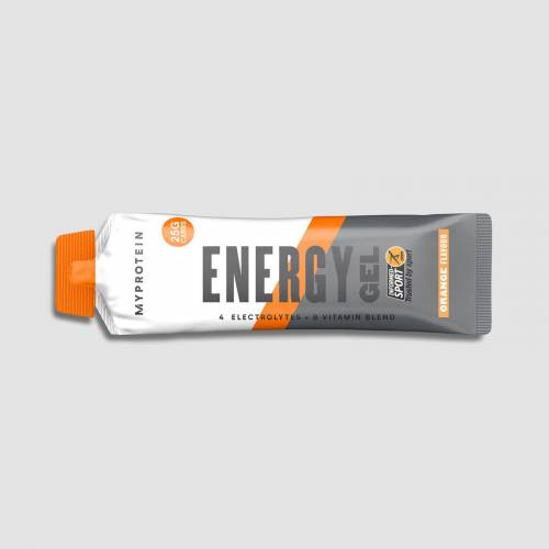 Myprotein Żel energetyczny Elite - 20 x 50g - Pomarańczowy