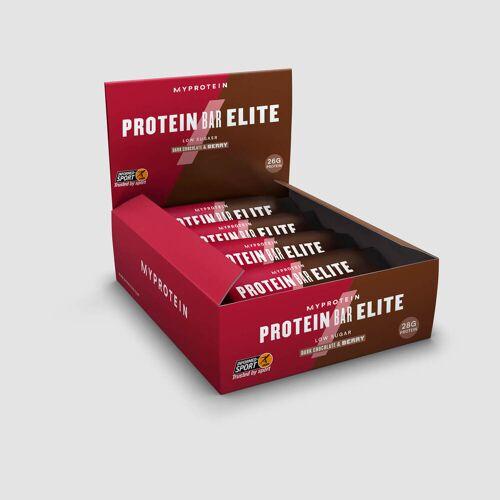 Myprotein Baton Białkowy Elite - Czekolada Gorzka i Jagody