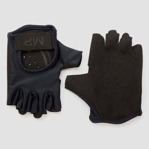 MP Męskie rękawiczki do podnoszenia ciężarów MP – czarne - M - Czarny