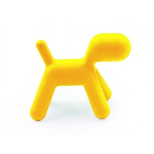 D2 Siedzisko Pies żółty