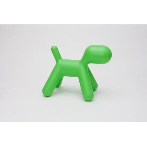 D2 Siedzisko Pies zielony