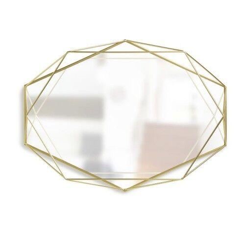 D2 Lustro złote Prisma