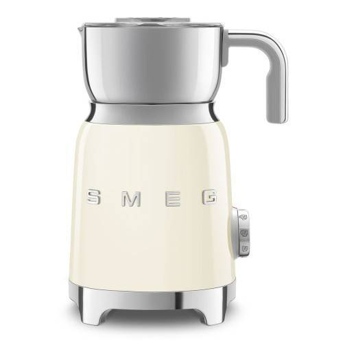 SMEG Spieniacz do mleka SMEG kremowy