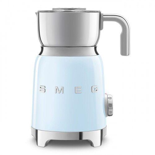 SMEG Spieniacz do mleka SMEG błękitny
