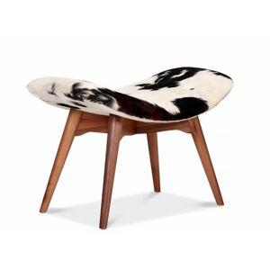 Design Town Podnóżek inspirowany proj. Grant Featherston - skóra pony