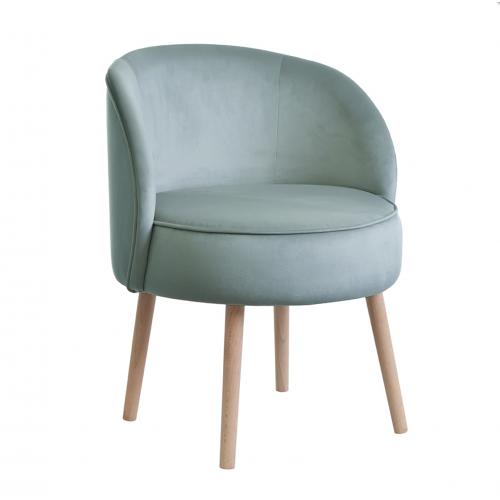 Das Kompaktowy fotel Blue Angel