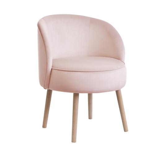 Das Kompaktowy fotel Angel Rose