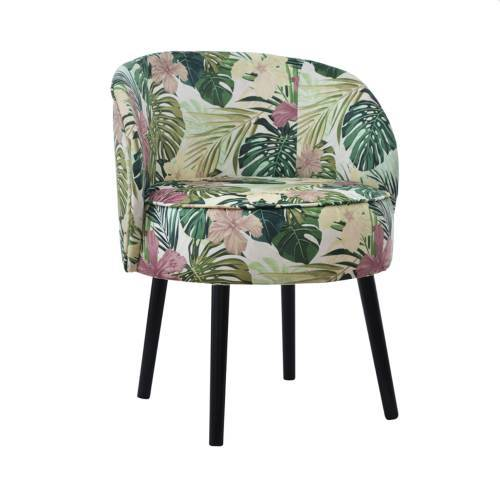 Das Kompaktowy fotel Angel Jungle