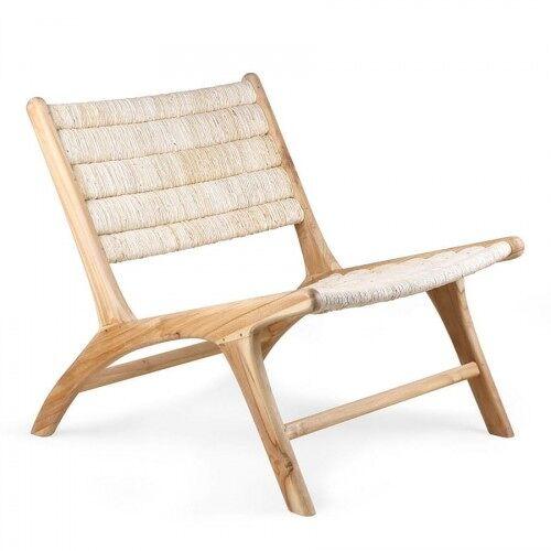 BM Housing Fotel z drewna tekowego / abaka