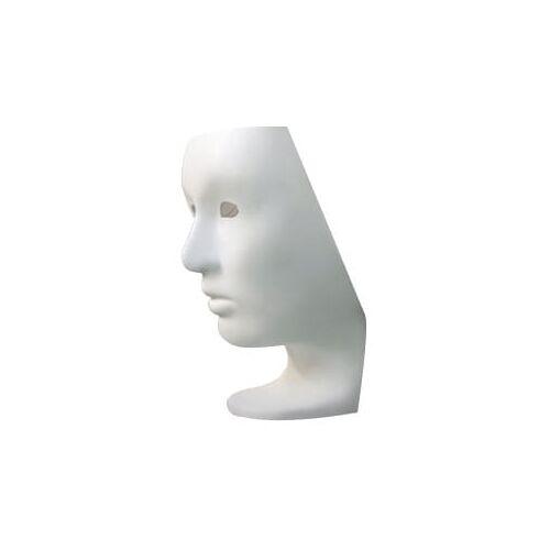 KH Fotel NEMO FACE CHAIR biały - włókno szklane