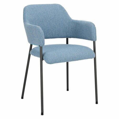 D2 Krzesło Gato Niebieskie