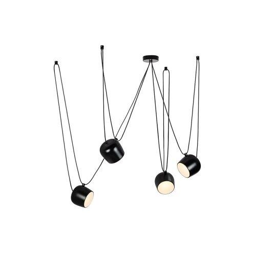 KH Lampa wisząca EYE 4 - aluminium