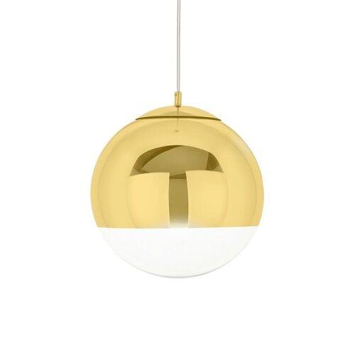 KH Lampa wisząca Reflex Up złota