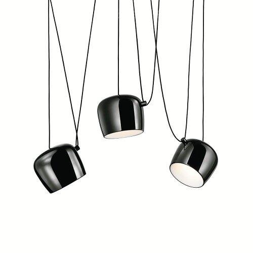 KH Lampa wisząca EYE 3 - aluminium