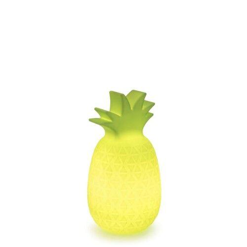 KH Lampa Samba limonkowa zasilana sieciowo