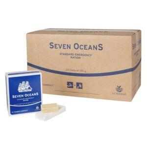 GC Rieber Compact 24x Seven Oceans racja żywnościowa 500g