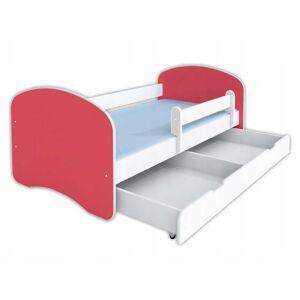 Łóżko dla dziecka 160x80 HAPPY II - różne kolory