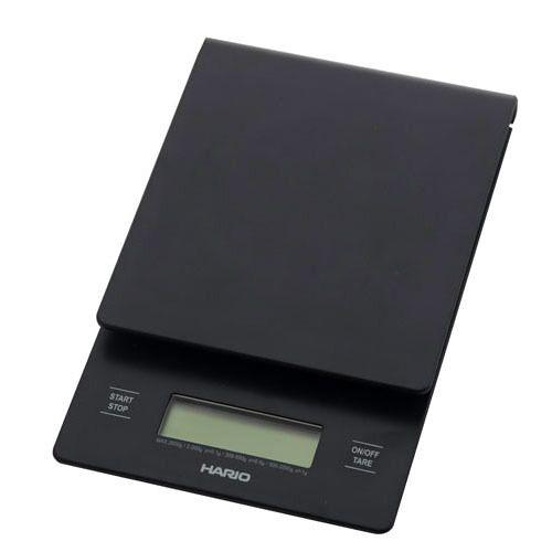HARIO Waga Hario Drip Scale - czarna