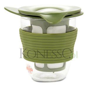 HARIO Kubek do herbaty Hario Handy tea maker 200ml - zielony