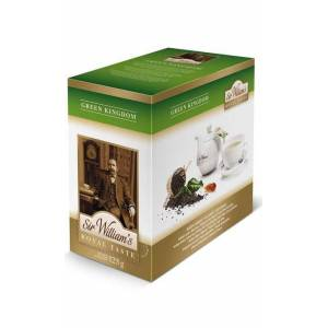 William Zielona herbata Sir Williams Royal Taste Green Kingdom 50x2,5g