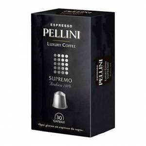 PELLINI Kapsułki do Nespresso Pellini Supremo - 30 sztuk