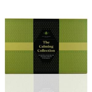 THE TEA MAKERS LTD Zestaw ziołowych herbat The Tea Makers The Calming Collection - 3x25g