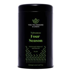 THE TEA MAKERS LTD Niebieska herbata The Tea Makers Taiwanese Four Season Oolong No.90 - 100g