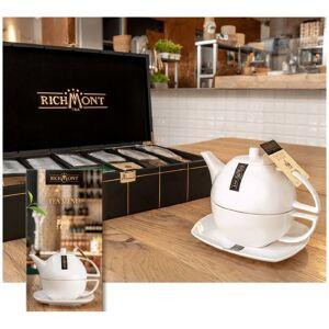 RICHMONT Mały pakiet Richmont - herbaty + akcesoria