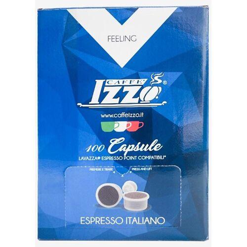 IZZO Kapsułki Izzo Premium 100% Arabika do Espresso Point - 100 kapsułek