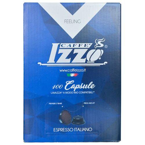 IZZO Kapsułki Izzo Premium 100% Arabika do A Modo Mio - 100 kapsułek