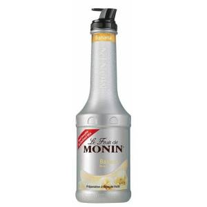 MONIN Puree bananowe Monin 1 L