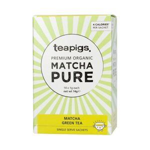 TEAPIGS Zielona herbata teapigs Matcha On The Go - 14x1g