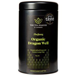 THE TEA MAKERS LTD Zielona herbata The Tea Makers Organic Dragon Well No.54 - 100g