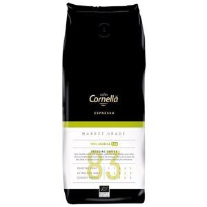 CORNELLA Kawa ziarnista Cornella Espresso Market Grade ECO 83 1kg