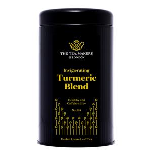 THE TEA MAKERS LTD Ziołowa herbata The Tea Makers Turmeric Spice Blend No.128 - 100g