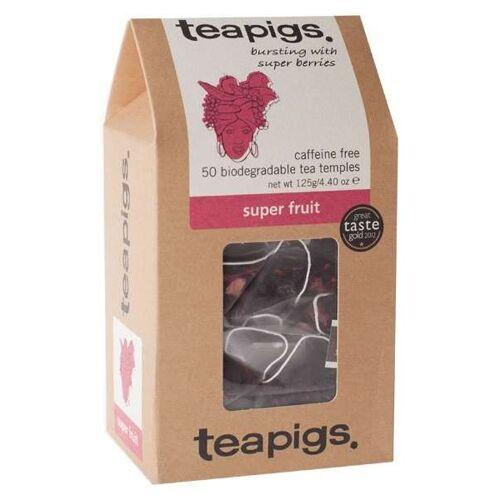 TEAPIGS Owocowa herbata teapigs Super Fruit 50x2,5g