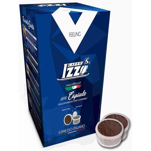 IZZO Kapsułki Izzo Grand Espresso do Espresso Point - 100 kapsułek