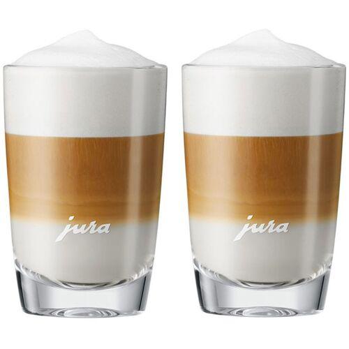 JURA Szklanka do kawy latte JURA - zestaw 2 sztuk