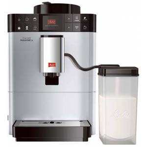 MELITTA Ekspres do kawy Melitta F53/1-101 Caffeo Passione OT - srebrny + GRATIS 3kg kawy