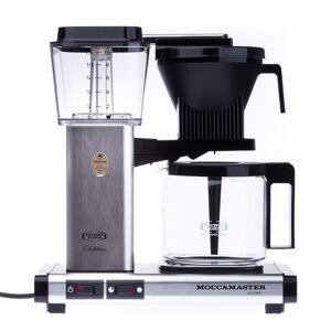 MOCCAMASTER Ekspres do kawy Moccamaster KBG 741 AO - Szczotkowane aluminium - NIEDOSTĘPNY