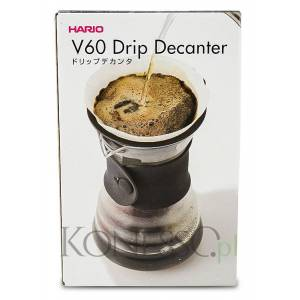 HARIO Zaparzacz do kawy Hario V60 Drip Decanter 700ml