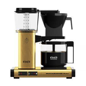 MOCCAMASTER Ekspres do kawy Moccamaster KBG 741 Select Brushed Brass - Szczotkowany mosiądz