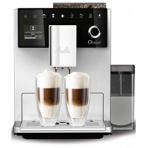 MELITTA Ekspres do kawy Melitta F63-101 Caffeo CI Touch - srebrny + GRATIS 4kg kawy