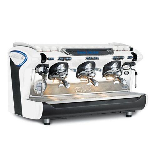 FAEMA Ekspres do kawy Faema Emblema RS półautomatyczny 3-grupowy