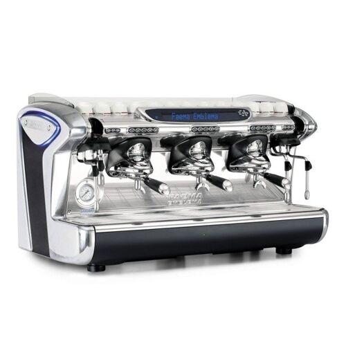 FAEMA Ekspres do kawy Faema Emblema RA automatyczny 3-grupowy