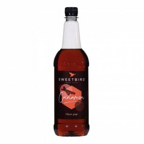 "Sweetbird Syrop do kawy Sweetbird ""Cinnamon"", 1 l"