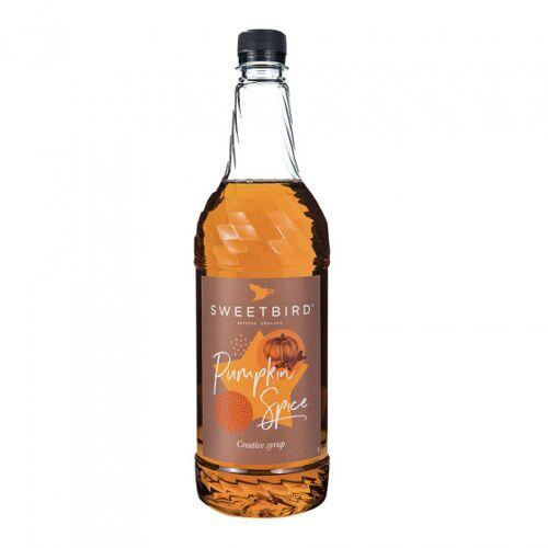 """Sweetbird Syrop do kawy Sweetbird """"Pumpkin Spice"""", 1 l"""
