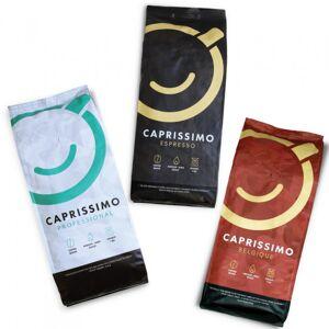 """Przyjaciele Kawy Zestaw kawy ziarnistej """"Caprissimo Trio Mix"""", 3 kg"""