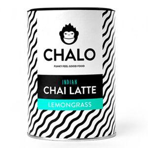 """Chalo Herbata rozpuszczalna """"Lemongrass Chai Latte"""", 300 g"""