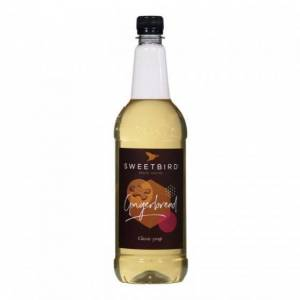 "Sweetbird Syrop do kawy Sweetbird ""Gingerbread"", 1 l"